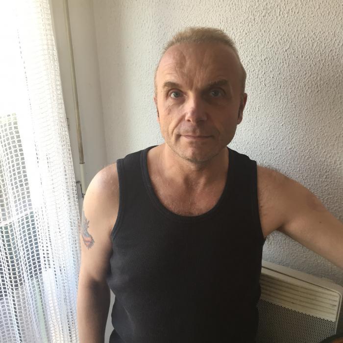 Cherche homme 55 ans